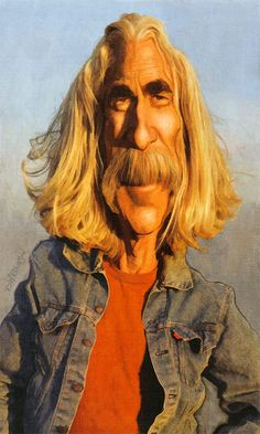 Sam Elliot by wooden-horse on deviantART (V)