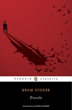 Image result for dracula book cover penguin