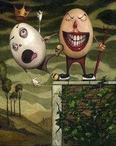 Humpty Dumpty – Eslinger Art Gallery