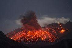 Japan 21/02/2013 - 26/02/2013, Sakurajima