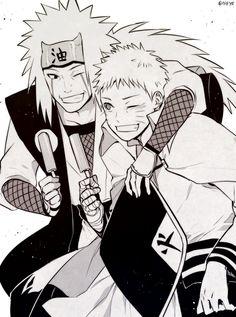 Naruto & Percy sage             ☆*:.。. o(≧▽≦)o .。.:*☆