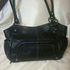 Tignanello bag Beautiful very clean no marks stains or rips never used. Tignanello Bags Shoulder Bags