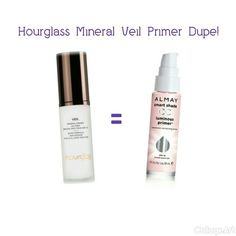 HOURGLASS MINERAL VEIL PRIMER DUPE