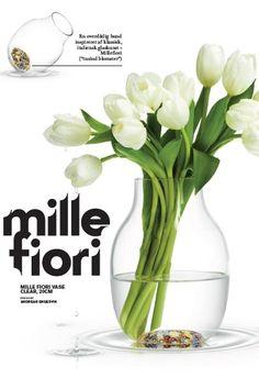 設計講:Living(傢飾用品) > 花器 > 萬花筒玻璃花瓶