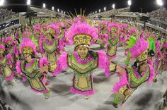 Brazilian Carnival 2012
