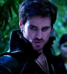 Once Upon a Time - Captain Hook aka Killian Jones played by Colin O'Donoghue. #OnceUponATime #OUAT #TV_Show