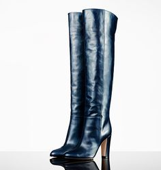 The Perfect Over-The-Knee Boot: Gianvito Rossi's Sexy But Sophisticated Pair