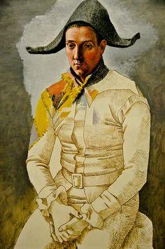 Pablo Picasso - Arlequin, 1923