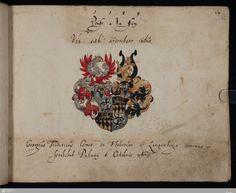 Stammbuch Andreas Huber - Cod.Don.899 Datensatz IDurn:nbn:de:bsz:24-digibib-bsz4176292577ErscheinungsortSpeyerPaduaBologna [u.a.]Erscheinungsjahr[1587 - 1609]