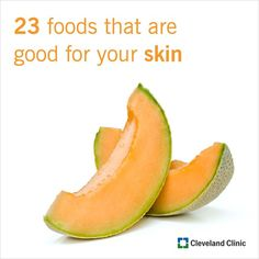 Good foods = good skin  -- Eat these foods for better #skin.