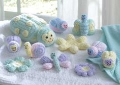 Baby and Preemie patterns