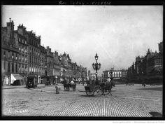 Les Allées de Tourny au XIXème siècle. #BdxBikeTour #Bordeaux
