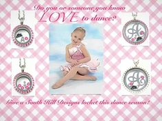 Give a South Hill Designs locket this dance Season! You can create this story on www.southhilldesigns.com/zailiz
