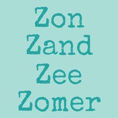 Terschelling Zon Zand Zee Zomer :) ^nf