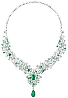 Diamond ©: Haute Joaillerie, Secrets and Lights, a mythical journey par Piaget Emerald Jewelry, High Jewelry, Luxury Jewelry, Diamond Jewelry, Jewelry Sets, Jewelry Accessories, Jewelry Design, Piaget Jewelry, Jewellery
