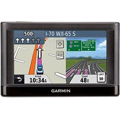 http://themarketplacespot.net/wp-content/uploads/2015/09/51GtwvjZxzL.jpg - Easy-to-use, touchscreen interface with a 4.3 diagonal color display Lane assist with junction view displays junctions and interchanges with colored arrows that indicate the proper lane needed for your next turn or exit Voice prompted turn-by-turn directions with spoken street names: Turn right - http://themarketplacespot.net/garmin-nuvi-44lm-4-3-inch-portable-vehicle-gps-us-canada/