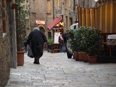 Nonna - Volterra, Italia  via Dawn Catherine
