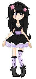 Rosemary Pixel Doll by KimmyPeaches