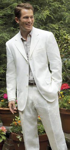 Classic Summer Suit Collection from Dann Mens Clothing, Seersucker, Linen, Poplin