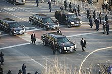 Presidential state car (United States) - Wikipedia, the free encyclopedia