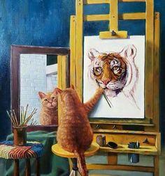 Eye of the beholder :)