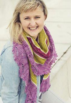 Ennui scarf - free pattern
