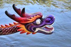 Dragon-Boat Race in Richmond