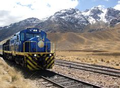 Andean Explorer train from Cusco to Machu Picchu