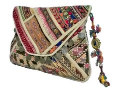 BEAUTIFUL #EMBROIDERED #I-PAD #CLUTCH/PURSE FOR LADIES