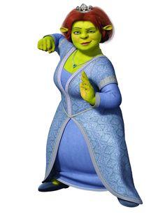 size princess fiona shrek decal removable wall sticker home decor art vinyl stickers Princesa Fiona, Cartoon Movies, Disney Movies, Disney Pixar, Female Characters, Cartoon Characters, Shrek E Fiona, Shrek Character, Pinturas Disney