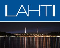 Lahti skyline, Finland