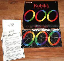 RUBIK´S RUBIKS MAGIC von MATCHBOX 1986 80er JAHRE KULT SPIEL GEDULDSPIEL OVP