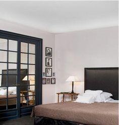 decoration-chambre-teinte-de-Blanc-et-Blanc-casse-Great-white-No-2006-Farrow-and-Ball