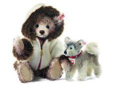 Steiff Hudson Teddy Bear and Igloo is a Fall/Christmas 2010.