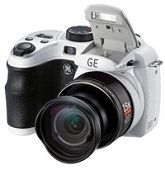 Troubleshooting GE Cameras: If you ever have a problem with your GE camera, such as the GE X550 shown here, try these tips for troubleshooting GE cameras.