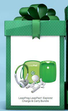 Today's Prize (11/8/12): Leapfrop LeapPad1 Explorer
