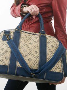 Dandelion Duffel Bag by Amykathryn at Gilt