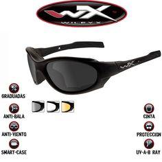 Gafas WileyX Tácticas, XL-1 Advanced. Usadas por el ejército de Estados Unidos y de medio mundo. Averigua cómo ahorrarte 40€ haciendo click en la foto #airsoft #wileyx #gafasairsoft
