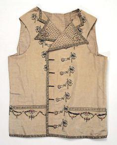 MET français soie-coton ca 1789