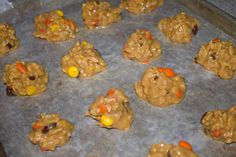 Reese's Drop Cookies - I just made these and they look DEE-LISH!!!