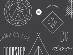 Messy Branding Artboard | Rowan Made