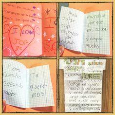 Cartas que me alegran cualquier día/ Letters that always make my day