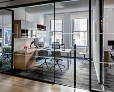 A Look Inside The Corcoran Group's NYC Office - Officelovin'