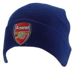 Arsenal FC Authentic Knitted Hat TU NV by Arsenal. $13.98. We buy our Arsenal soccer hats direct from the club's representatives in the UK. All Arsenal soccer hats come in official Arsenal FC protective packaging with hologram and/or bar codes.