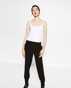 Image 1 of STRAPPY TOP from Zara