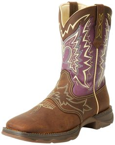 Durango Women's Lady Rebel RD027 Western Boot >> You can get additional details, click the image : Boots