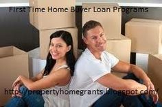 First Time Home Buyer Grants-First Time Home Buyer Loan Programs