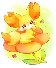 Fennekin Pokemon