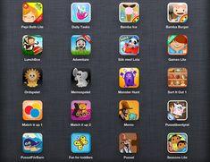 91 appar utifrån förskolans mål. Finns också om tal och språk.