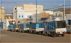 Sidi Ifni transport company